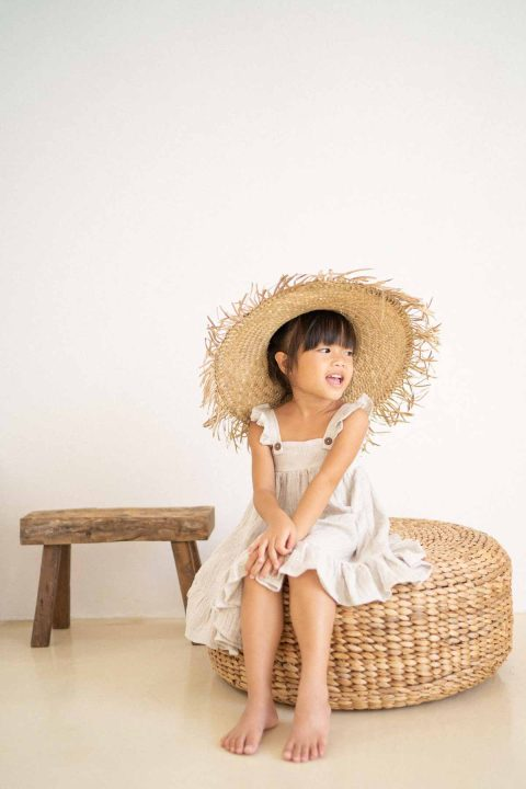 ☆ SAND ROSARINHO DRESS