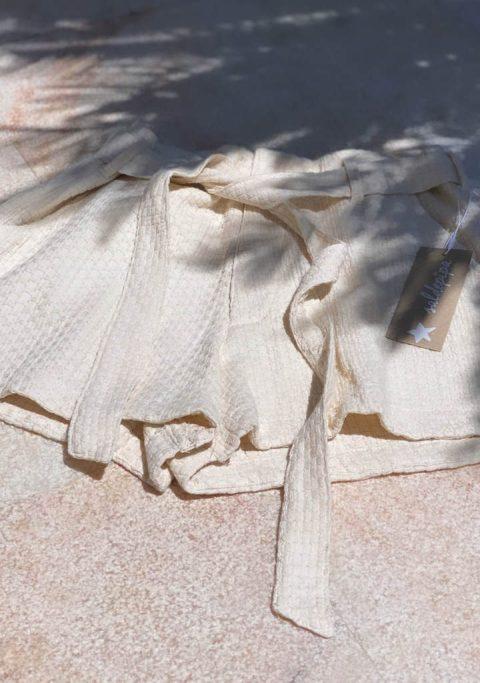 OLIVIA SHORTS OFF WHITE